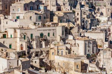 Matera-Barisano Vertical City