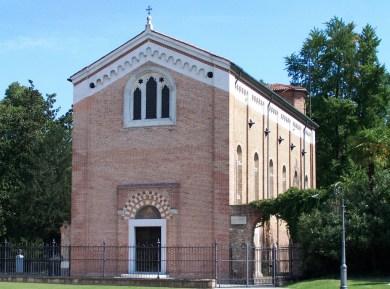 Padua-Scrovegni chapel.