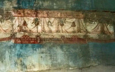 Villa wall painting (1).