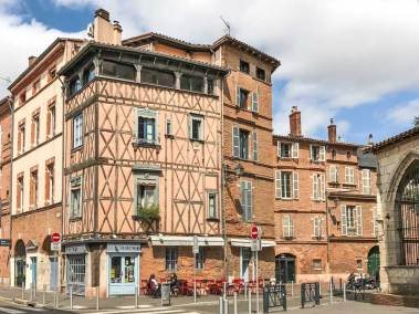 Toulouse-Medieval housing 2.