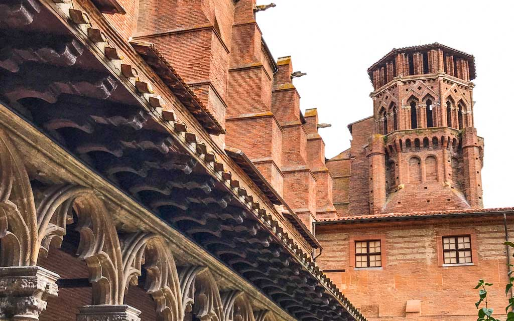 From the Middle Ages to the Future – Toulouse, La Ville Rose