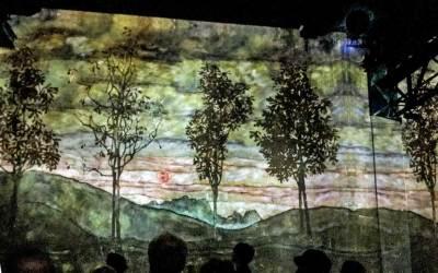 Egon Schiele - Trees.