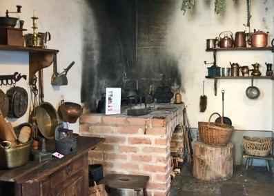Riga-Old Town kitchen.