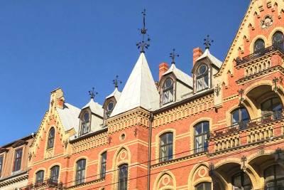 Riga - Art Nouveau Gothic.