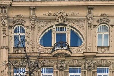 10a Elizabetes Street (M. Eisenstein).