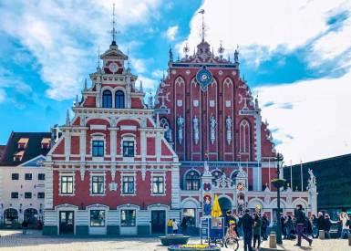 Riga-House of Blackheads
