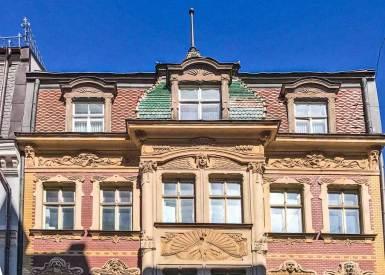 Riga-Old Town Art Nouveau,