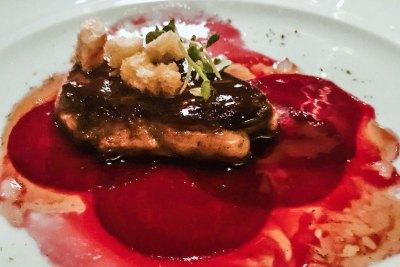 Gauguin-Apicius foie gras.
