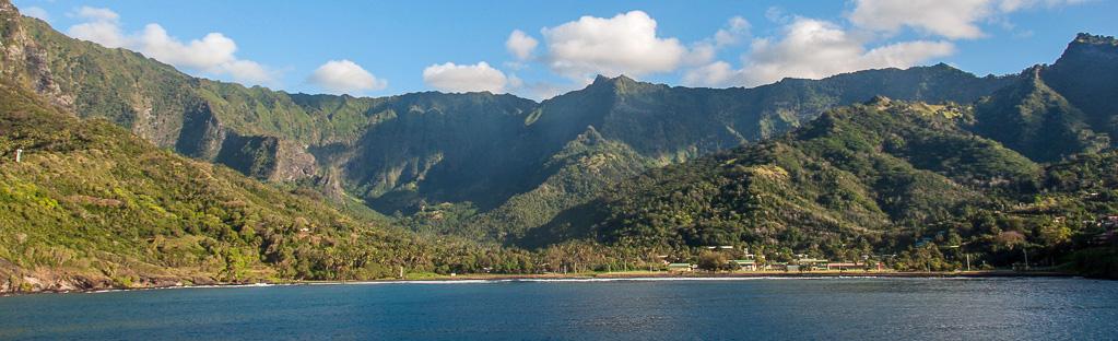Marquesas-Atuana Bay.