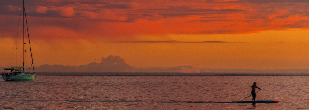 Papeete-Tahiti dusk