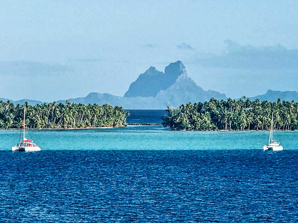 Tahiti Diary – The Glamour Islands, Bora Bora and Moorea