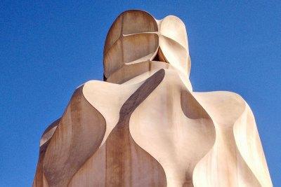 Gaudi-Pedrera terrace_1