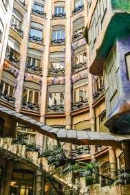 La Pedrera atrium (2).