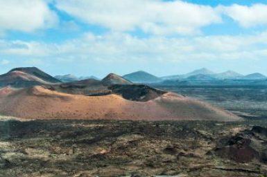 Lanzarote-El Diablo Panorama.