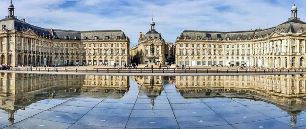 Bordeaux-Place de la Bourse.