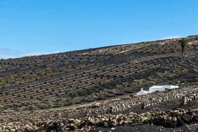 La geria landscape.