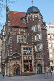 Hulbe Haus was built in 1910 by jeweler Georg Hulbe as his home and studio.