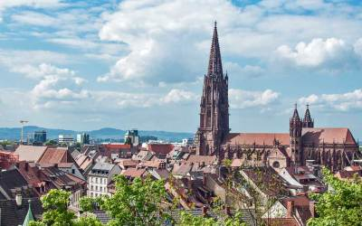 Anchored to its Medieval Roots – Freiburg, Germany