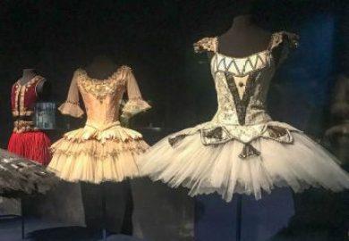 B-105 SNSC Nureyev productions ballerina costumes