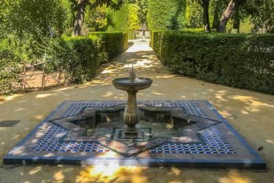 Fountains of the Alcázar (3).