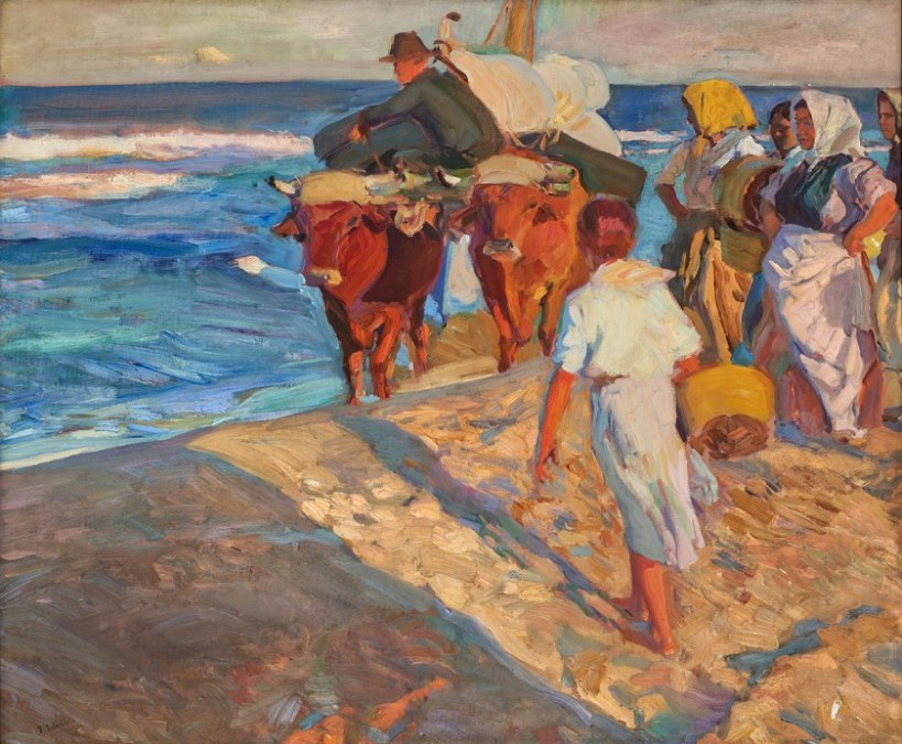 Joaquin Sorolla: Spanish Master of Light