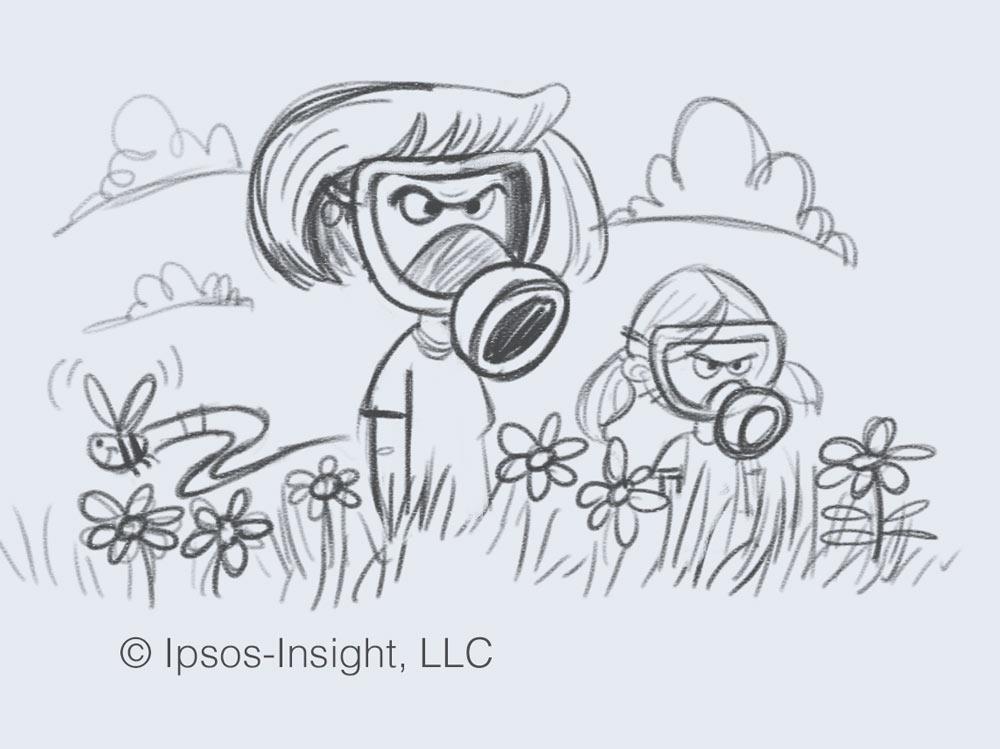 Ipsos Illustration sketch 2