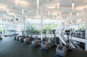 Cardio Equipment at The Resort in Playa Vista, CA