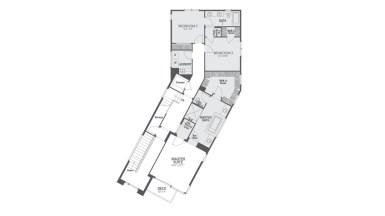 Encore Playa Vista Plan 2 Floor 2