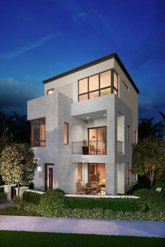 The-Collection-Plan-1B-Playa-Vista-Homes
