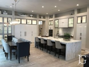Jewel Playa Vista Plan 2 Kitchen