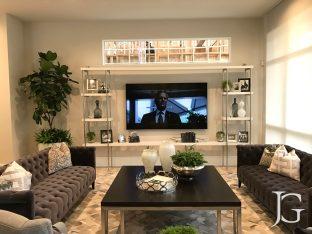 Jewel Playa Vista Plan 2 Living Room