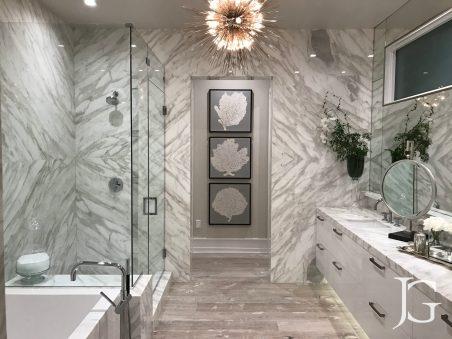 Jewel Playa Vista Plan 2 Master Bathroom