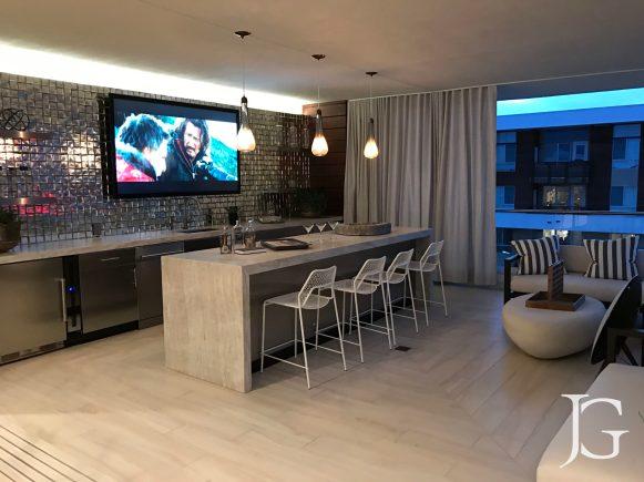 Jewel Playa Vista Plan 1 Exterior Patio