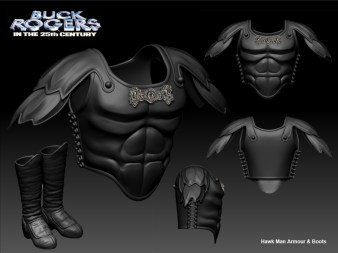 Hawk armor