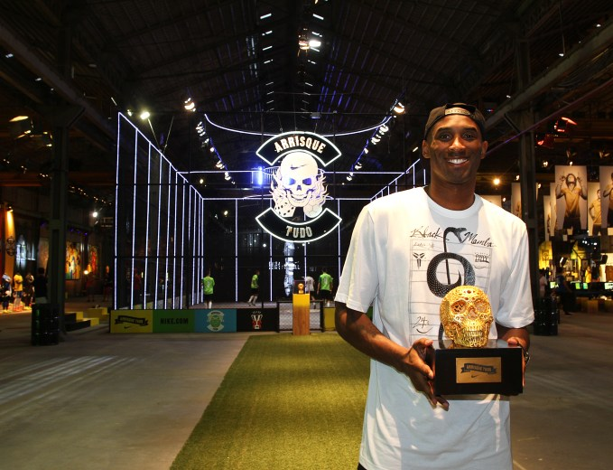 Kobe Bryant, Joshua Harker, 3d printing, skull, Nike