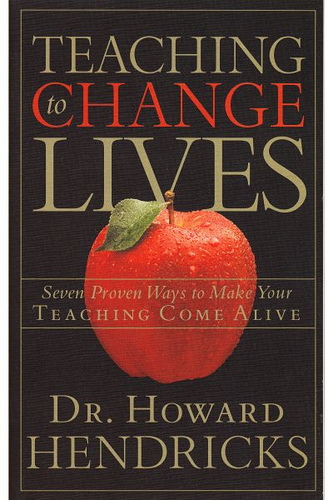 Howard Hendricks: The Law of Activity