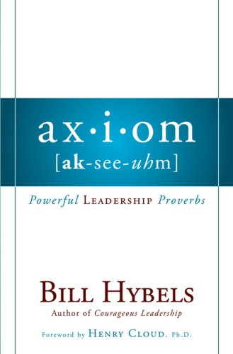 Hybels: bold move!