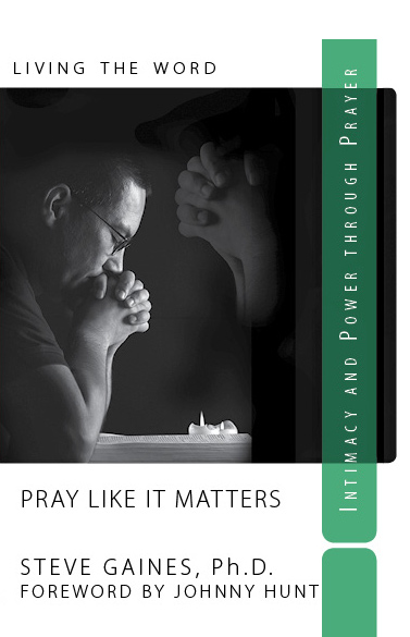 Pray Like It Matters
