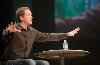 Andy Stanley: why churches are empty