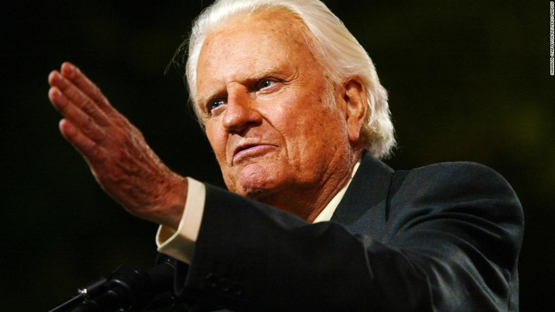 Billy Graham on the importance of the mind