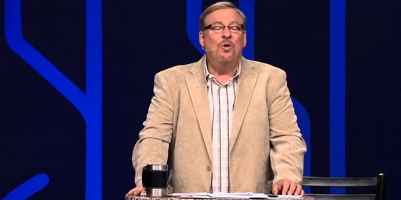 Why Small Groups Are So Important — Rick Warren
