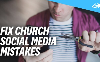 7 Fixable Mistakes Churches Make On Social Media