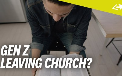 How To Make Sure Young People Never Leave Your Church [Gen Z]