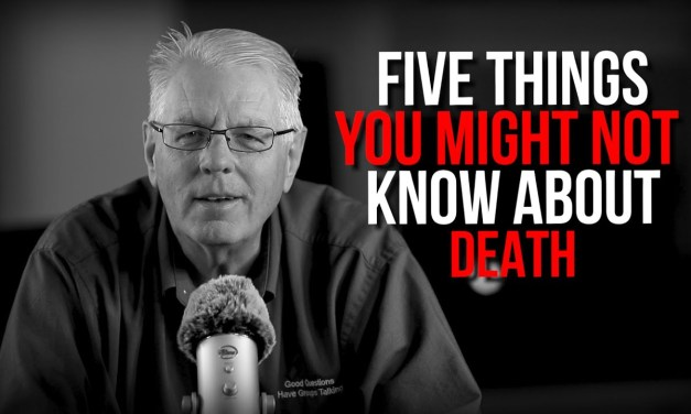 5 Things you might not know about death