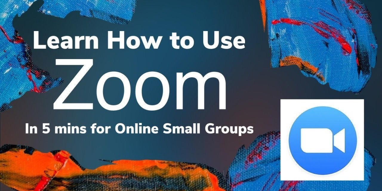 Learn how to use zoom in 5 minutes for online groups