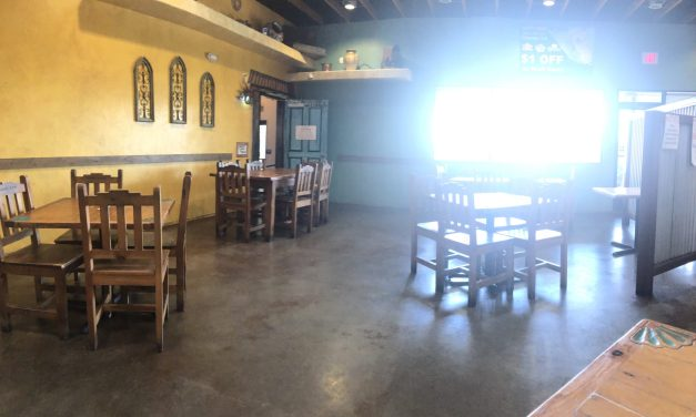 Empty Restaurants and Small Groups