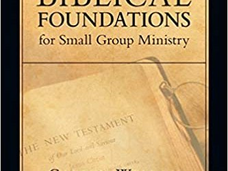 Two purposes of small groups