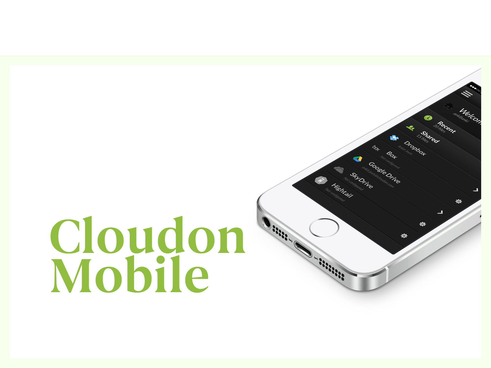 CloudOn Mobile