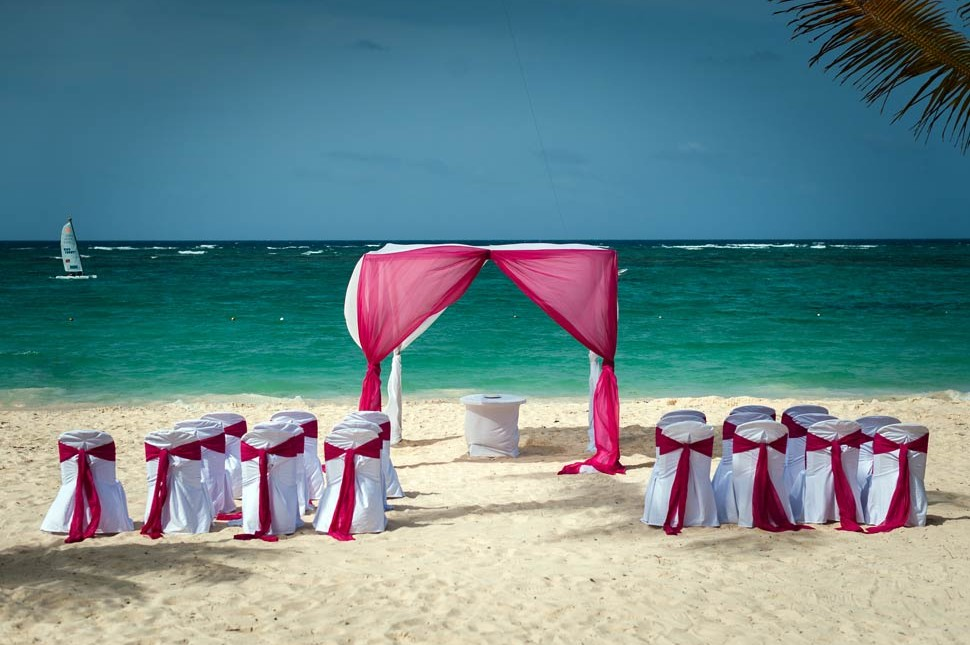 Riu Palace Bavaro Punta Cana Wedding Photos J Jones
