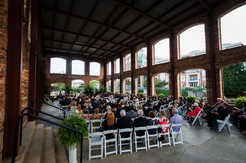 Wyche Pavilion Wedding Photos And Information J Jones